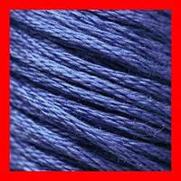 Нитки мулине DMC для вышивания, цвет 797