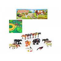 Игровой набор фигурок  Животные M 0255