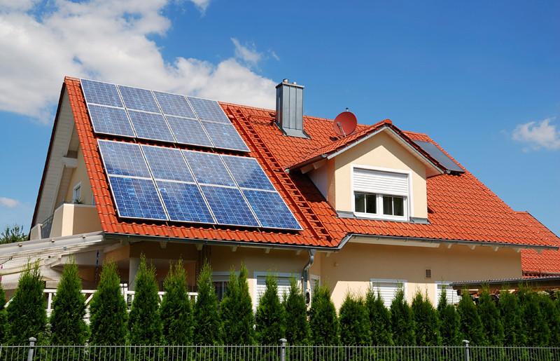 Однофазная гибридная солнечная электростанция 3кВт под ЗЕЛЕНЫЙ ТАРИФ
