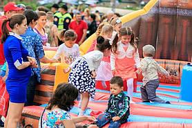 Проведение детского праздника 1.06.2016 7