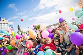 Проведение детского праздника 1.06.2016 14