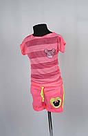 Костюм - футболка и шорты. размер 122-146 (6-11лет)