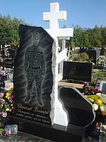 Православный крест на могилу № 8