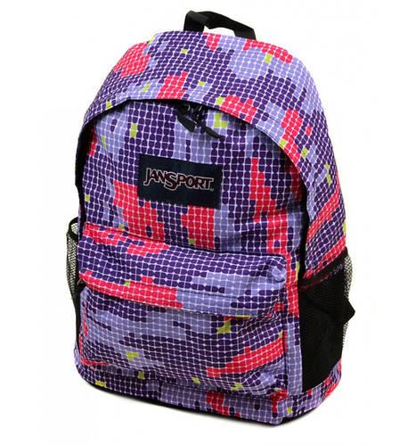 Городской молодежный рюкзак 28 л. Jansport 3331-14 3d
