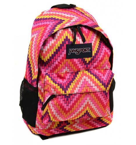 Городской молодежный рюкзак 28 л. Jansport 3331-15 3d