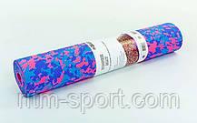 Коврик для йоги Yoga mat TPE 6 мм, фото 3
