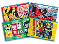 Альбом для рисования Transformers TF16-241 Kite 12 листов