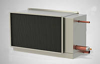 Канальный охладитель фреоновый C-FKO-50-25