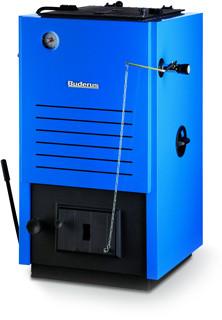 Универсальные твердотопливные котлы отопления  Buderus (Будерус) Logano S111-2 45D