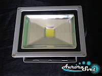 Прожектор 10 W. LED світильник. Світлодіодний світильник. Прожектор світлодіодний., фото 1