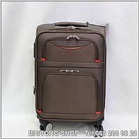 Валіза дорожня на колесах Eminsa 8072L, коричнева / Чемодан дорожный Эминса (Емінса) 8072L, коричневый