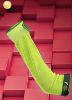 Защитные перчатки, утепленные, изготовленные из трикотажа RJ-ZARBA 450mm, фото 1