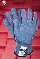 Защитные перчатки, утепленные, изготовленные из трикотажа RNIR-BLCUTPRO, фото 1