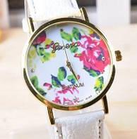 Часы Geneva (white)