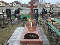 Православный крест на могилу № 25
