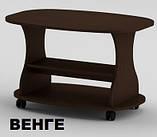 Кофейный столик Каприз на колесиках, фото 5