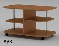 Журнальный столик Симфония для дома, прикатной, фото 1