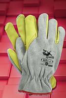 Защитные перчатки RLCS++. Перчатки спилковые оптом, фото 1