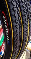 """Велосипедная покрышка с камерой MAXWELL 28"""" (700*45C), фото 1"""