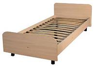Кровать 3 (основание  - каркас-кровать на ламелях на регулируемых ножках)