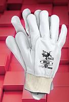 Защитные перчатки RPULSA. Перчатки спилковые оптом, фото 1