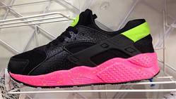 Женские кроссовки хуарачи Nike huarache  Цветные Молодежные