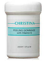 Пилинг-гоммаж с витамином Е для всех типов кожи Christina Peeling Gommage with Vitamin Е 250мл