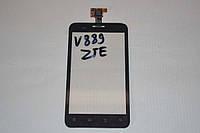 Тачскрин / сенсор (сенсорное стекло) для ZTE Blade C V807 V889D V889S N880E (черный цвет)