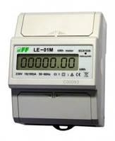 Электросчетчик LE-01M (однофазный)
