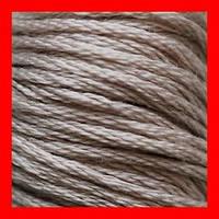 Нитки мулине CXC для вышивания, цвет 453
