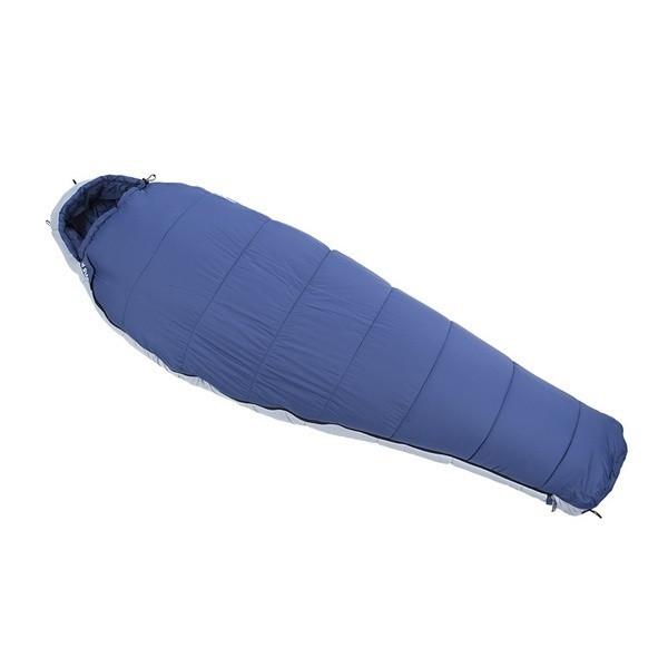 Зимний спальный мешок RedPoint Nevis R left (синиий/серый)
