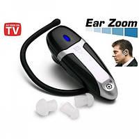 Слуховий апарат у вигляді блютуз Ear Zoom - підсилювач слуху