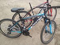 """Велосипед 26"""" горный MTB Foxter Ares алюминиевый 21 скорость, 26 колеса"""