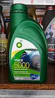 Синтетическое моторное масло bp Visco 5000 5w40 1л