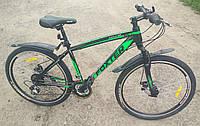"""Велосипед 26"""" горный MTB Foxter Impuls стальной 21 скорость, 26 колеса"""