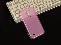 TPU чехол для LG K7 X210 розовый