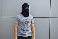 Хлопковая футболка Apache от бренда ТУР