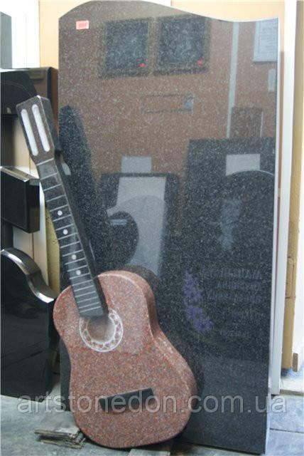 Памятник  Гитара 2