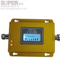 Усилитель мобильной связи SUPER 60-GSM 900MHz 60dB с АРУ