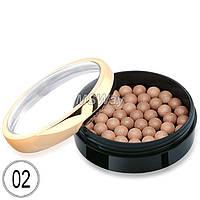 Golden Rose - Румяна шариковые Ball Blusher 27г (тон 02 натуральные)