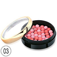 Golden Rose - Румяна шариковые Ball Blusher 27г (тон 03 розовые)