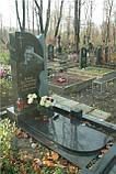 Памятник на могилу с гитарой, фото 2