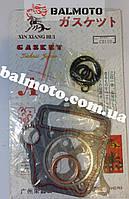 Прокладки комплект  цилиндра  Актив-110