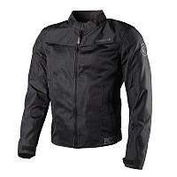 Мото куртка летняя сетка Bering Tyler черная, 2XL
