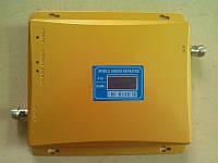 900+2100MHz Усилитель мобильной связи, Репитер GSM+3G WCDMA 65dB (23dbm)