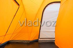 Палатка туристическая кемпинговая Camp Base для кемпинга 6 местная с чехлом, фото 2