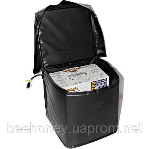 Декристаллизатор, роспуск мёда в термобоксе 500 мм х 500 мм Разогрев до +40°С.
