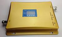 Усилитель мобильной связи, Репитер GSM 900MHz + DCS 1800MHz 65dB