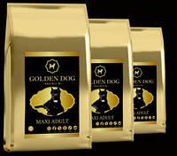 Корм для взрослых собак больших пород GOLDEN DOG Maxi Adult 10 кг