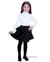 Юбка школьная черная ТМ Пурпурино арт.225201